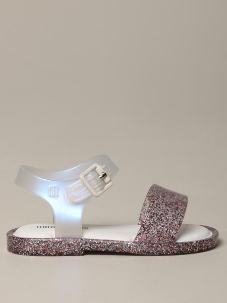 Mini Melissa 一字凉鞋
