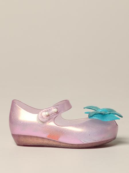 Disney Mini Melissa Little Mermaid ballet flat