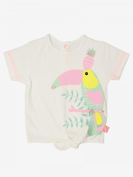 T-shirt Billieblush a maniche corte con stampa