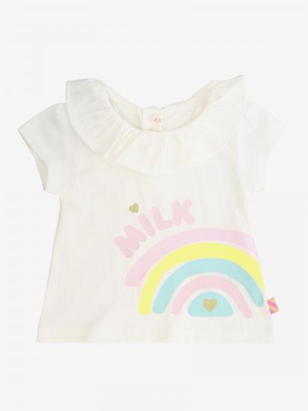 T-shirt à manches courtes Billieblush avec imprimé arc-en-ciel