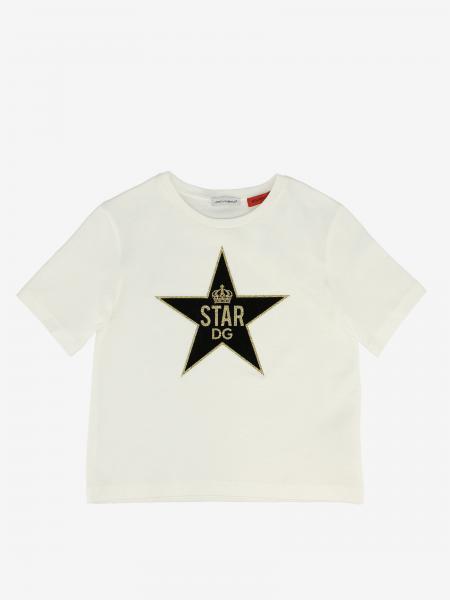 Dolce & Gabbana T-Shirt mit Sternen Print