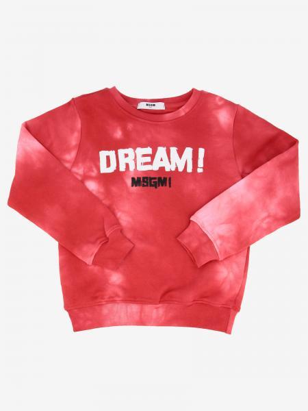 Pullover kinder Msgm Kids