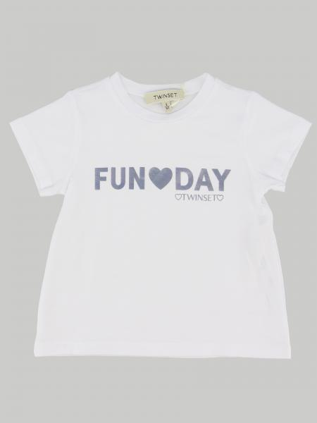 T-shirt enfant Twin Set