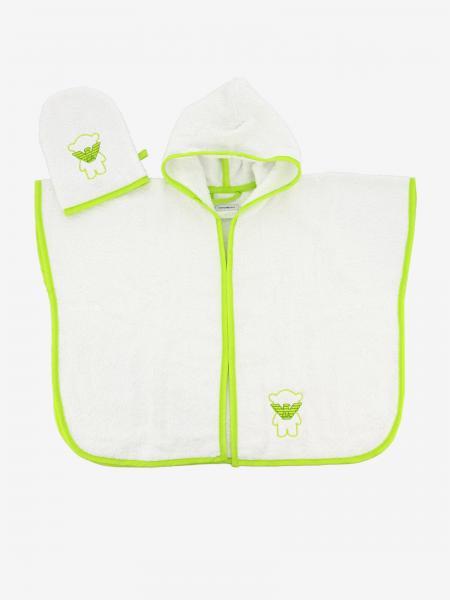 Халат для новорожденных Детское Emporio Armani