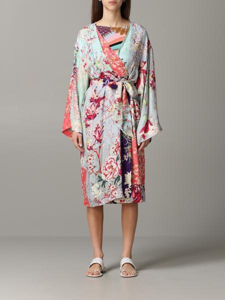 Etro Kimono mit Blumenmuster