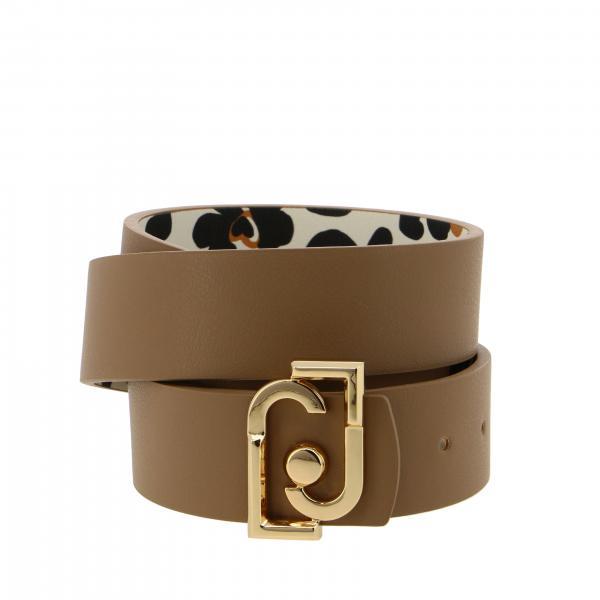 Cintura Liu Jo reversibile con stampa floreale