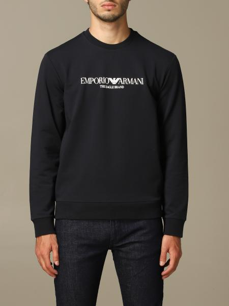 Sweatshirt men Emporio Armani
