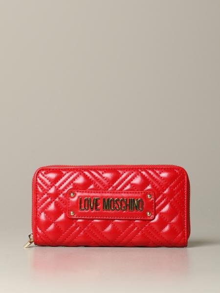 钱包 女士 Love Moschino