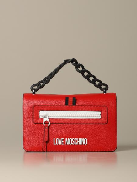 Handtasche damen Love Moschino