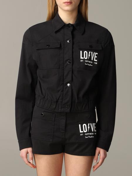 Jacket women Love Moschino
