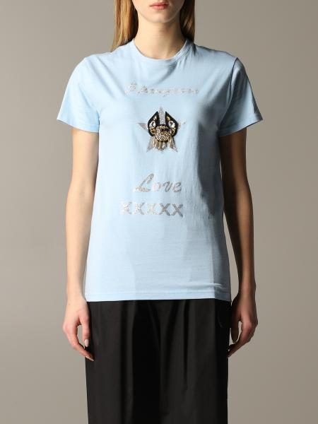 5 Progress short-sleeved t-shirt with crest