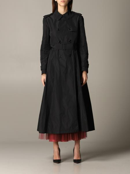 Trench Red Valentino a doppiopetto
