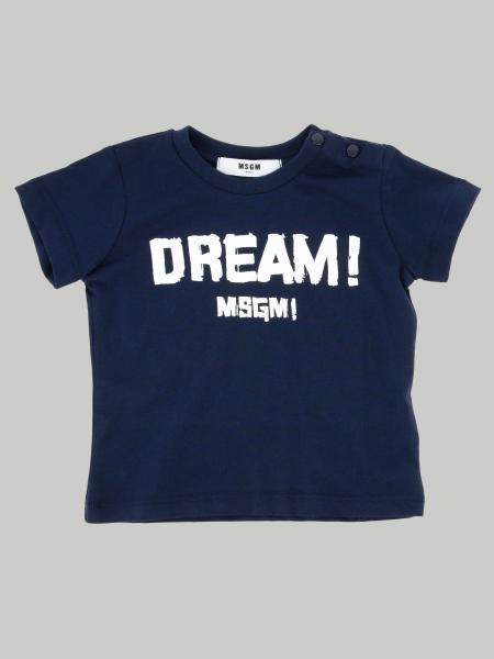 T-shirt bambino Msgm Kids