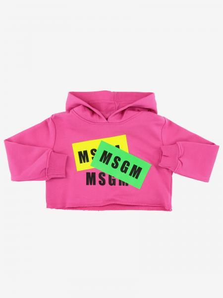 Свитер Детское Msgm Kids