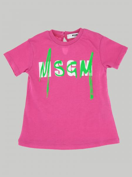 Barboteuse enfant Msgm Kids