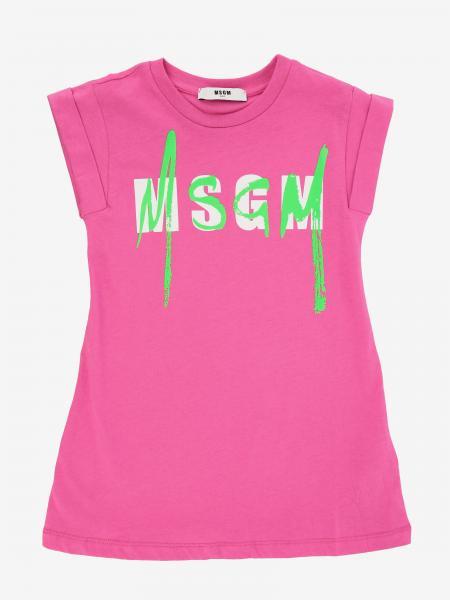 Vestido niños Msgm Kids