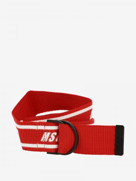 Cinturón niños Msgm Kids