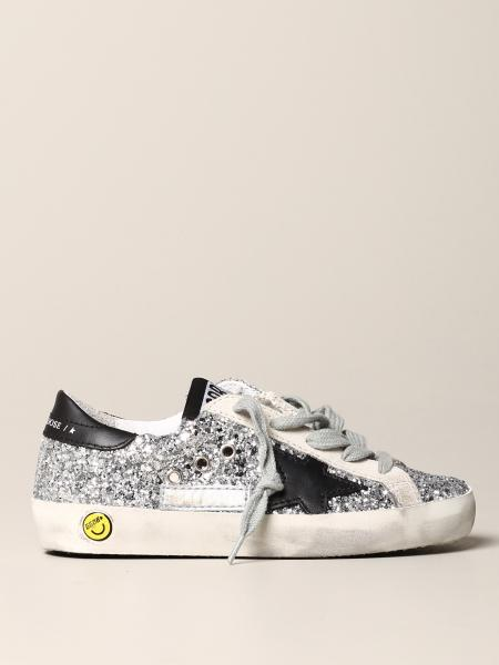 Golden Goose glitter sneakers