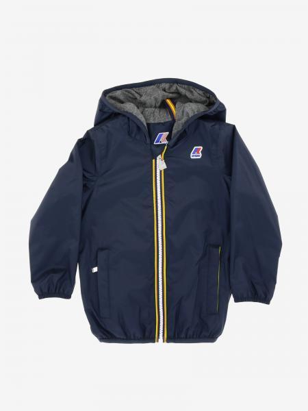 Manteau enfant K-way