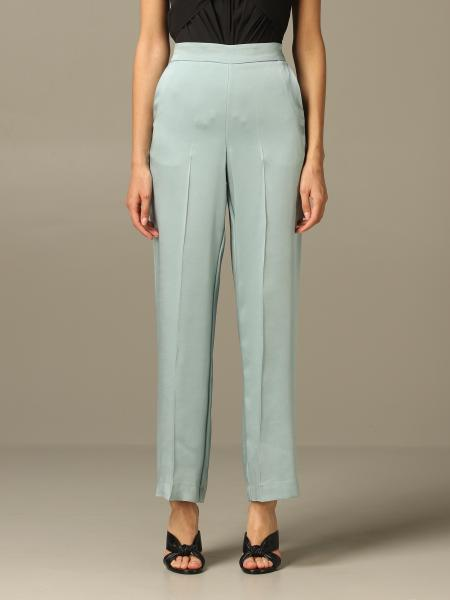 Maliparmi high-waisted trousers