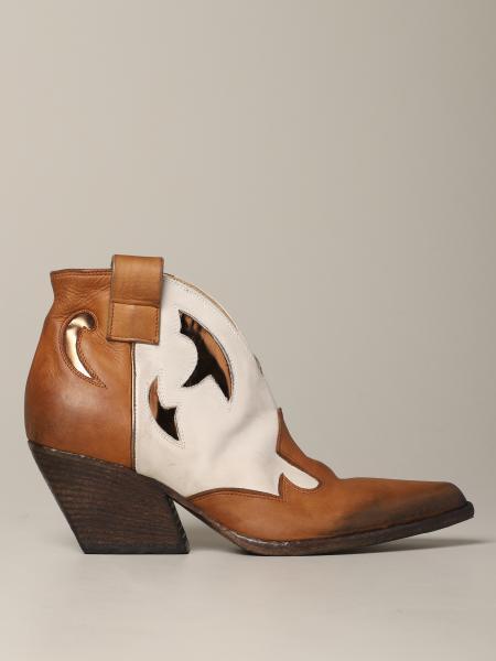 Heeled ankle boots women Elena Iachi