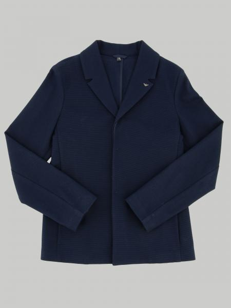 Emporio Armani single-breasted jacket