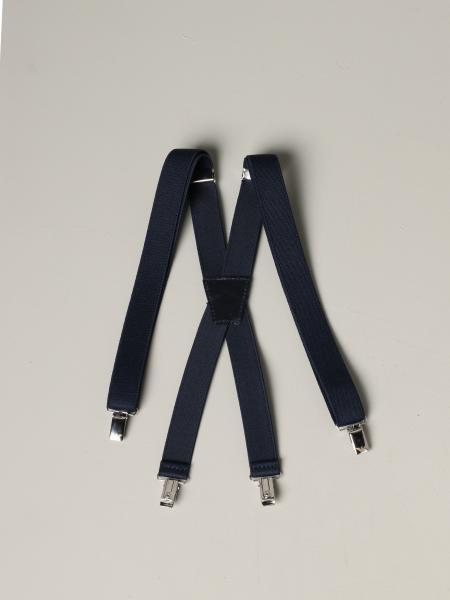 Suspenders boy kids Emporio Armani