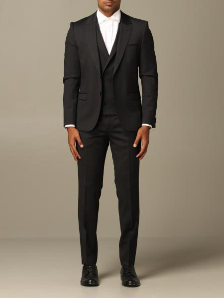 Hugo single-breasted suit with vest