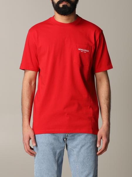 T-shirt men Woolrich