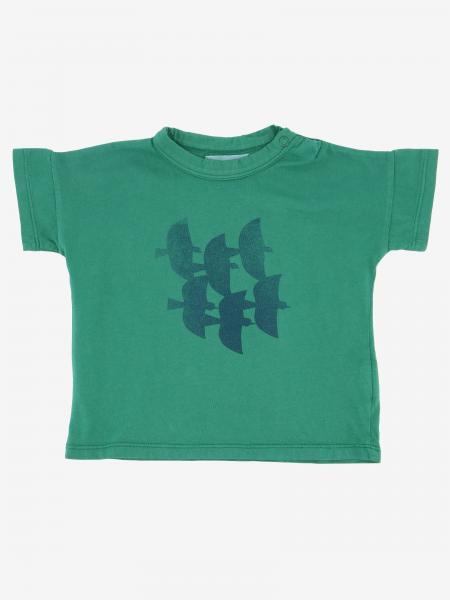 T-shirt Bobo Choses a maniche corte con stampa