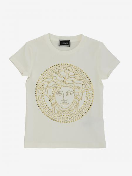 Versace Young t-shirt with jellyfish head