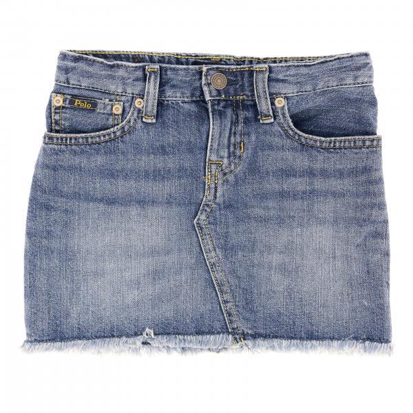 Gonna di jeans Polo Ralph Lauren Kid