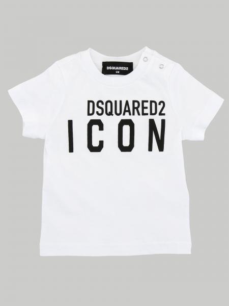 Camiseta niños Dsquared2 Junior
