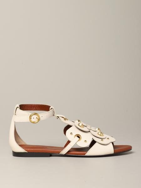 Flat sandals women See By ChloÉ