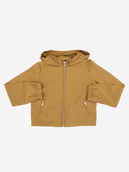 Manila Grace blazer with hood and zip