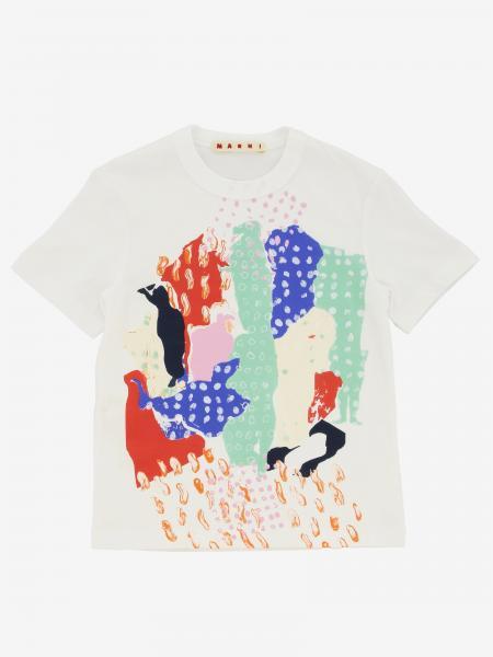 T-shirt kids Marni