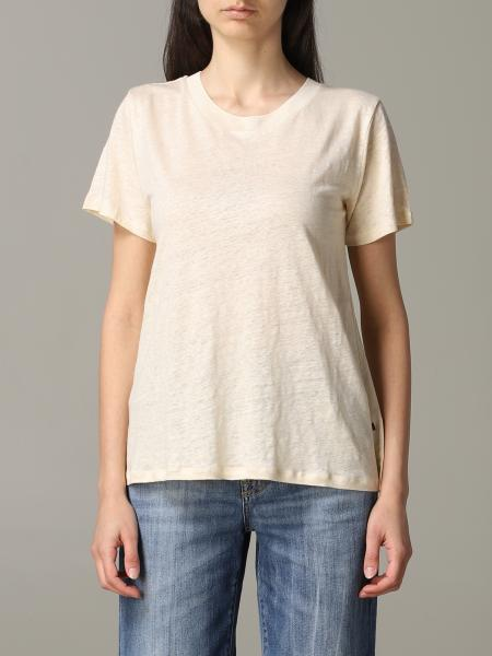 T-shirt women Woolrich