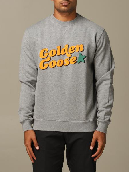 Sweatshirt homme Golden Goose
