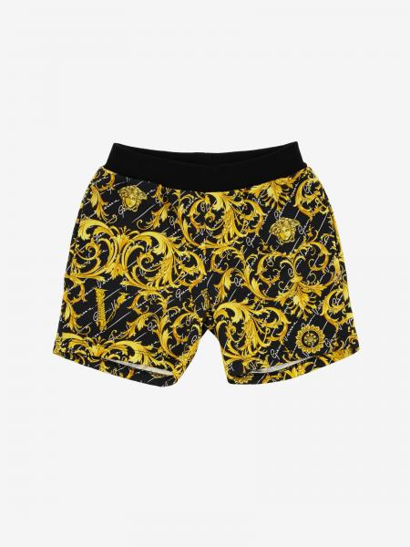 Pantalons courts enfant Versace Young