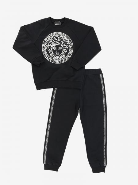 Versace Young sweatshirt + tracksuit set with jellyfish head print