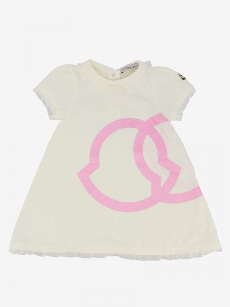 Moncler dress with big logo