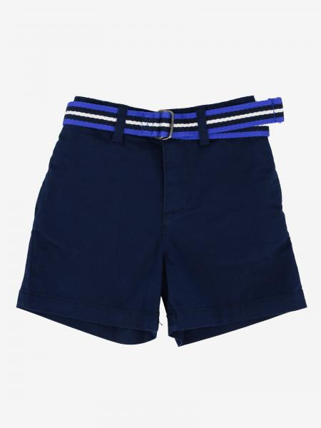 Pantalons courts enfant Polo Ralph Lauren Kid