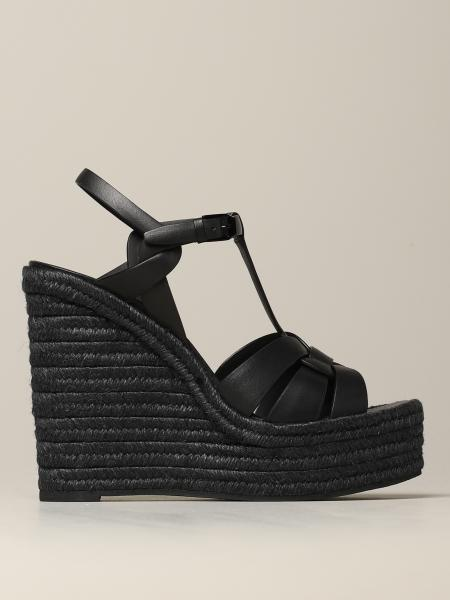 Espadrilles damen Saint Laurent