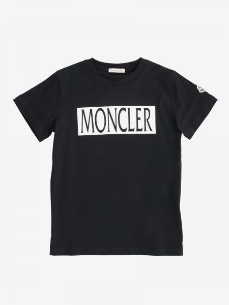 T-shirt Moncler con stampa logo