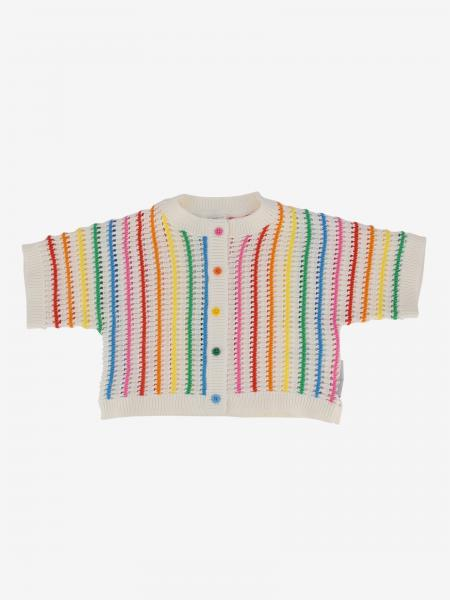 Cardigan Stella McCartney a righe multicolor