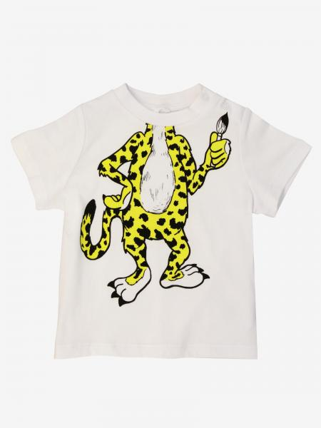 Stella McCartney short-sleeved T-shirt with print