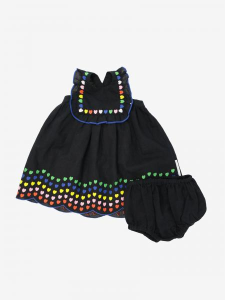 Abito Stella McCartney con cuori all over