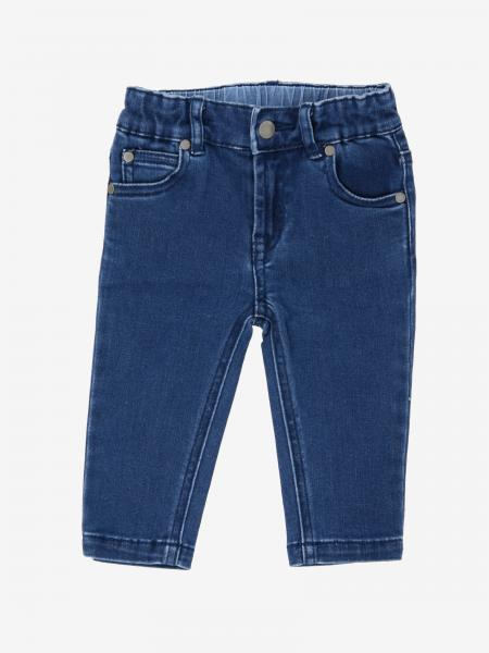 Jeans Stella McCartney in denim con logo