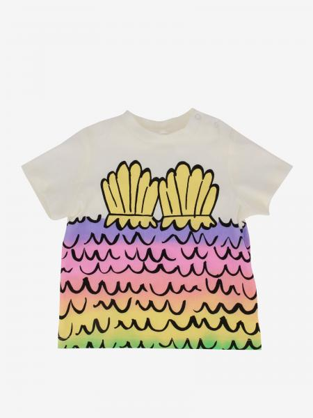 T-shirt Stella McCartney a maniche corte con stampa