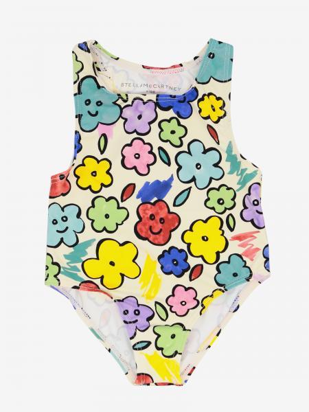 Costume Stella McCartney intero con stampa fiori